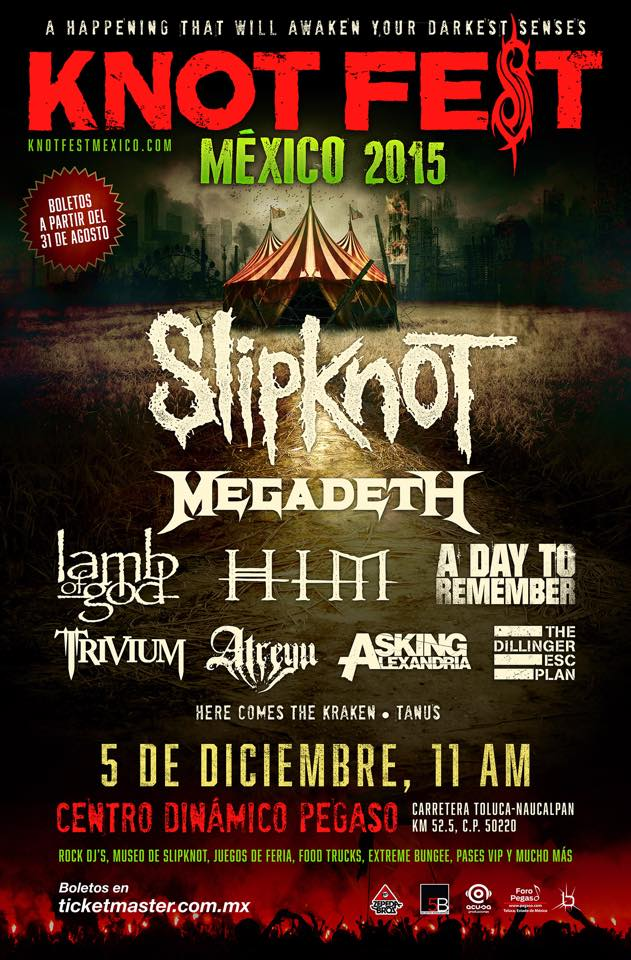 knotfestmexico2015_lineup