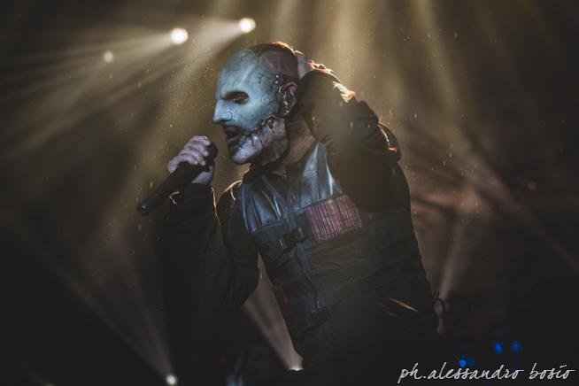 Slipknot @ Gran Teatro Geox