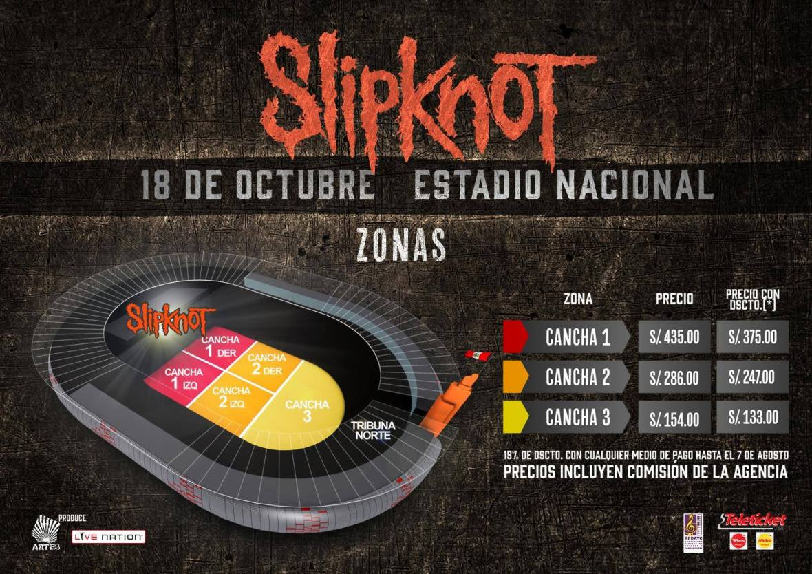 slipknotperu-mapa