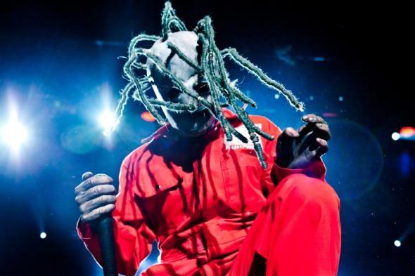 Corey Taylor, Slipknot, Band, gibt Konzert in der Columbia Halle in Berlin, Nu Metall, Rock, 21.6.2011, Copyright DAVIDS/Huebner